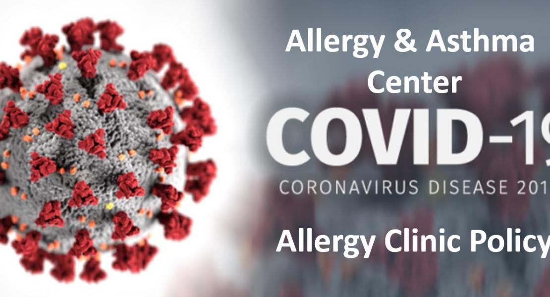 COVID Allergy Policy
